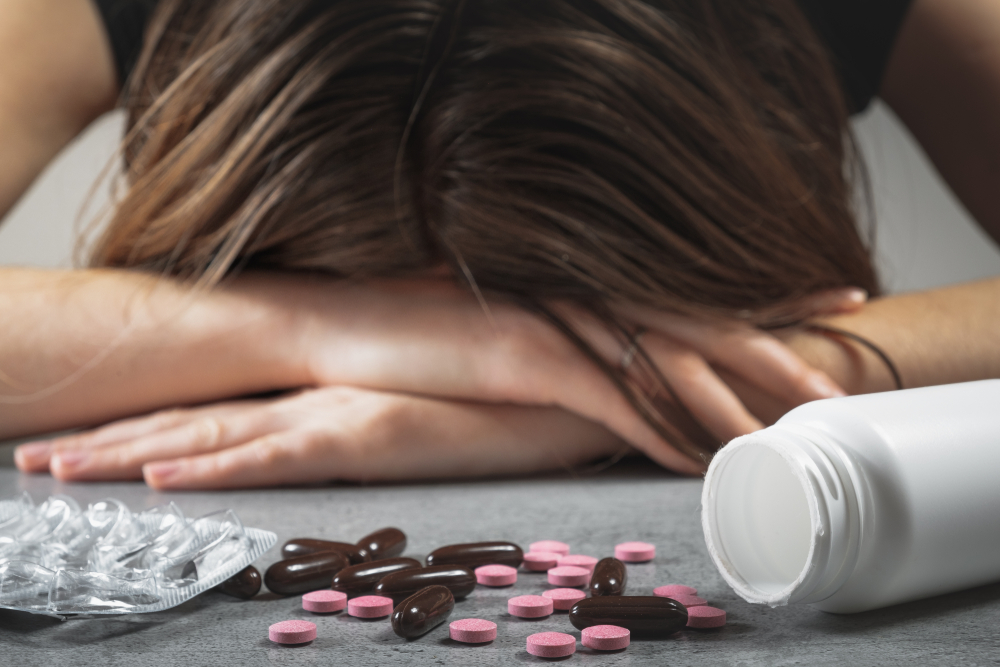 Anxiety & Substance Abuse