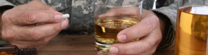 military personnel taking drugs