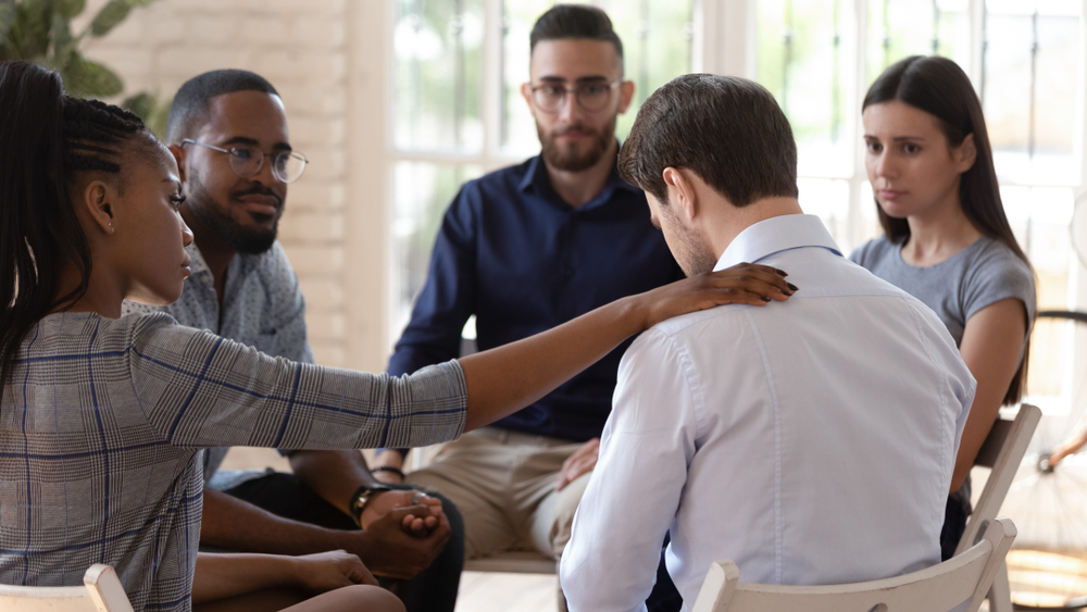 substance abuse support group
